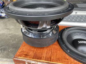 Sundown audio u-12 1500rms for Sale in Stockton, CA