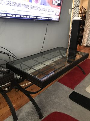 Glass table set for Sale in Great Neck, NY