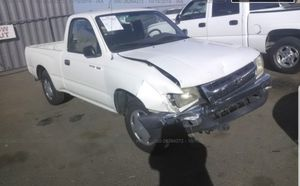 1999 toyota Tacoma 317,000 miles clean title 4 cylinder 2.4$1500 firm for Sale in Tracy, CA
