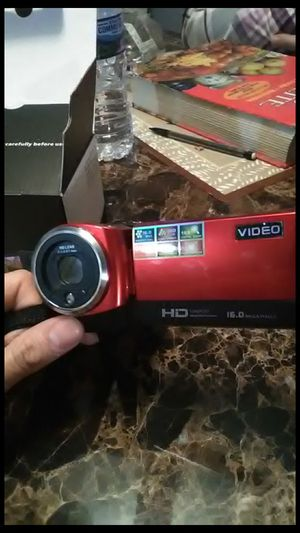 Video Camera 16X for Sale in Bailey's Crossroads, VA