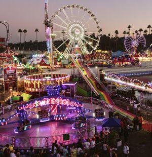 LA Country Fair 2 tickets for Sale in Los Angeles, CA