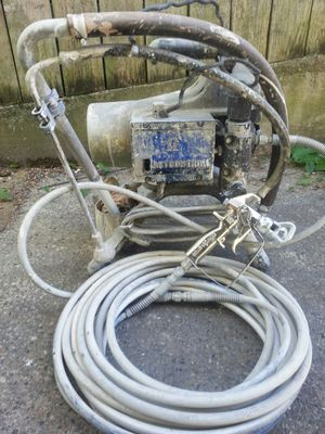Graco Ultra 395 paint pump for Sale in Tacoma, WA