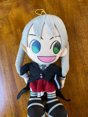 Soul Eater Maka Plushie for Sale in Rialto, CA