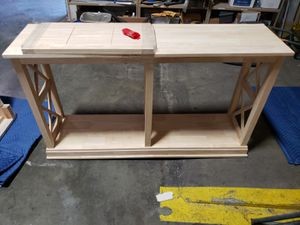 Sofa table for Sale in Seattle, WA
