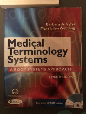 Medical Terminology Textbook for Sale in Modesto, CA