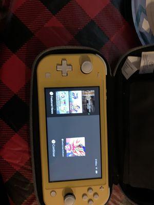 Nintendo switch lite for Sale in Kent, WA