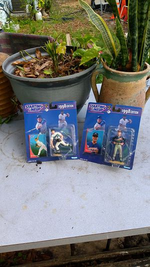 Starting lineup baseball figuriness for Sale in Winter Garden, FL