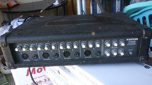 Kustom powered mixer for Sale in Santa Maria, CA