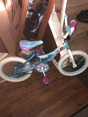 Frozen bike and electric scooter for Sale in Portsmouth, VA