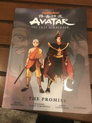 Avatar Graphic Novel for Sale in Nolensville, TN