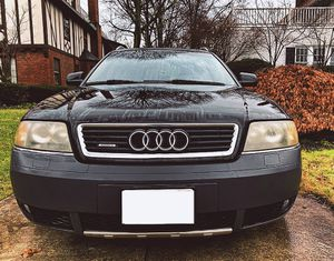 Well maintained🍀2OO2 Audi Allroad Black🍀-One Owner for Sale in Fresno, CA