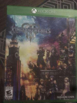 Kingdom hearts 3 for Sale in Hayward, CA