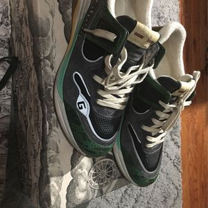 Gucci's Sneakers Lightly Worn Great Condition REATAIL PRICE $790 for Sale in Durham, NC