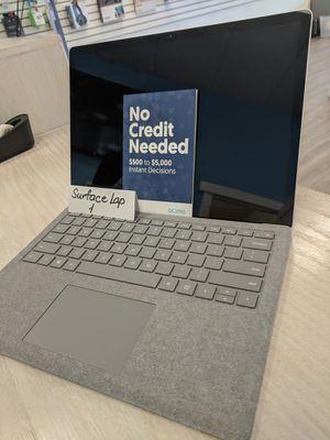Microsoft Surface Laptop Platinum for Sale in Renton, WA