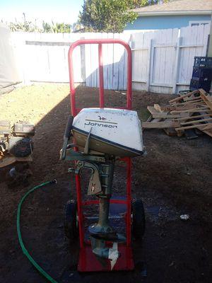 2 stroke boat motar for Sale in La Mesa, CA