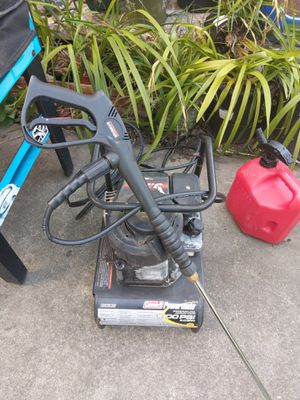 Coleman powermate pressure washer for Sale in Berkeley, CA
