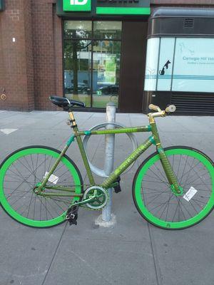 Schwinn aluminum track bike used for Sale in Brooklyn, NY