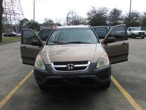 Honda Crv 2002 for Sale in Irving, TX