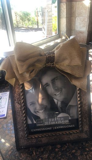8x10 pictures frame for Sale in El Cajon, CA