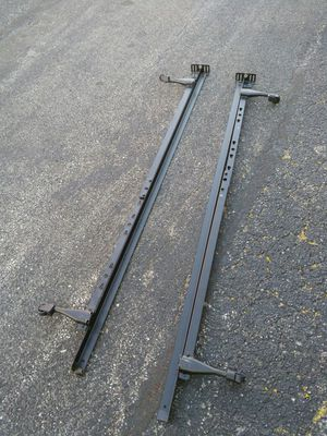 Twin / Full Metal Bed Frame / Bed Rails for Sale in St. Louis, MO