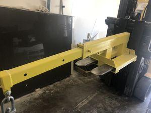 Forklift Boom Crane 5500 LB for Sale in Crofton, MD