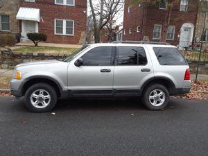 2004 Ford Explorer XLT for Sale in Washington, DC