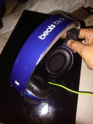 Monster studio beats by dre headphones for Sale in Las Vegas, NV