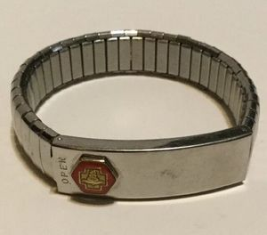 Diabetes ID Bracelet Metal Stretchy Band for Sale in Albuquerque, NM