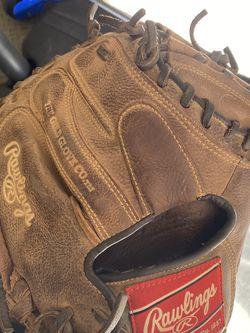 Rawlings player preffered catchers glove for Sale in Murrieta,  CA