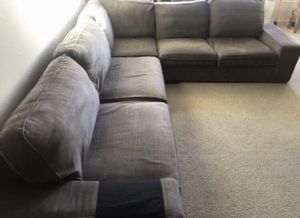 Grey Couch from IKEA - Sectional for Sale in Colma, CA
