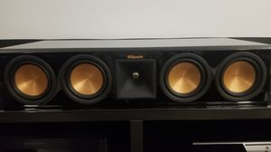 Klipsch rp-450c piano black for Sale in Chicago, IL