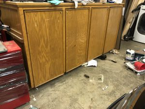 Garage storage cabinet for Sale in Portland, OR
