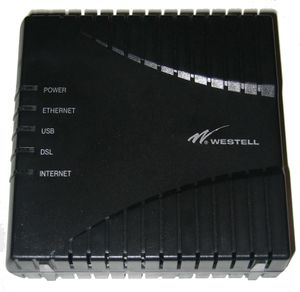 DSL Modem and Router for Sale in Bedford, TX
