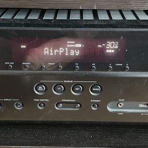 Yamaha RX-V577 Wireless 5.1 Channel Audio Receiver for Sale in San Francisco, CA