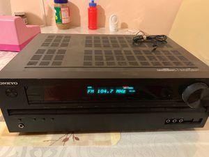Onkyo av receiver for Sale in Phoenix, AZ