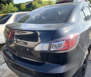 Mazda 3 2011 • Rear Parts for Sale in Riverview, FL