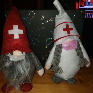 NEW 2 MEDICAL GNOMES for Sale in Columbia, SC