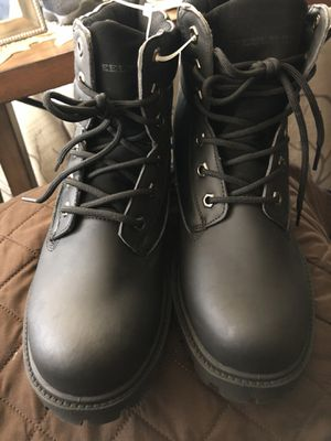Works boots steel toe for Sale in San Bernardino, CA