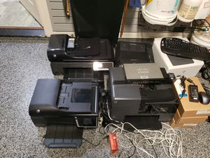 Assorted printers for Sale in Southlake, TX