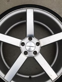 Vossen Wheel for Sale in Houston,  TX