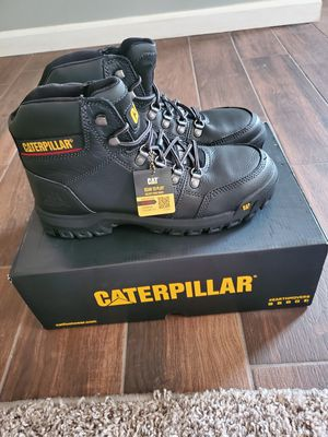 Caterpillar steel toe boots for Sale in Azusa, CA
