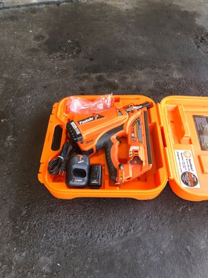 Paslode framing nailer 30 degrees for Sale in Costa Mesa, CA