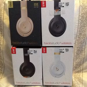 Beats Studio 3 Wireless for Sale in Chino, CA