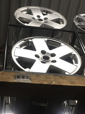 Almost new jeep wheels for Sale in Sterling Heights, MI