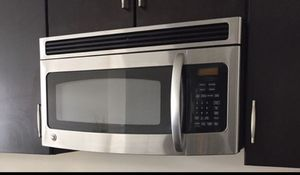 GE Microwave for parts for Sale in North Potomac, MD