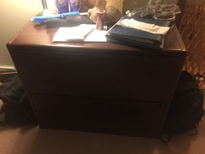 Hon executive desk - $1500 for Desk/Credenza, $1000 Desk, $500 Filing cabinet...or $2700 for the set. for Sale in Traverse City, MI