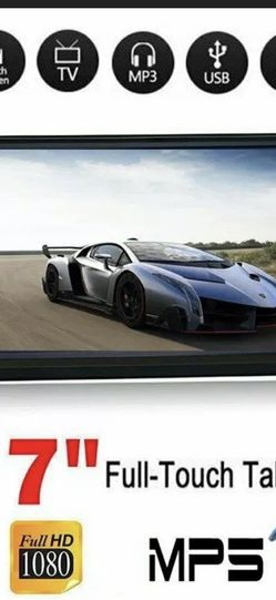 "Car 7"" MP5 FM LCD Touch Screen for Sale in Newport Beach,  CA"