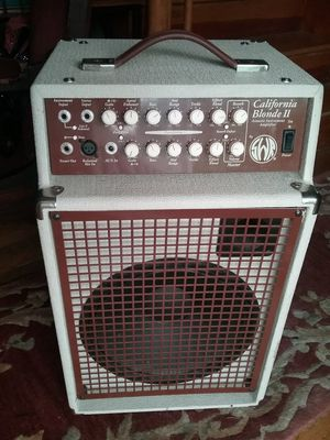 SWR California blonde II Acoustic Amp for Sale in US