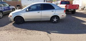 2005 Chevy Aveo 1400 obo for Sale in Phoenix, AZ