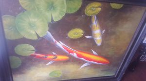Large Koi picture for Sale in Poway, CA